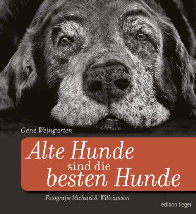 Book Alte Hunde sind die besten Hunde