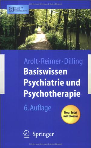 Book Basiswissen Psychiatrie und Psy.therapie