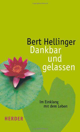 Book Dankbar und gelassen-Hellinger