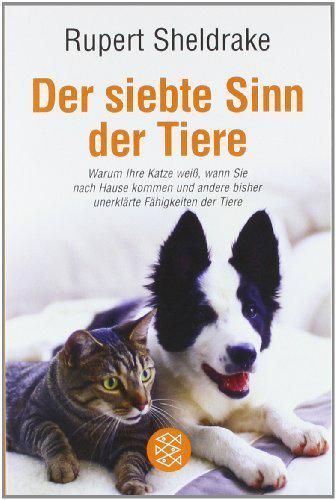 Book Der siebte Sinn der Tiere-Sheldrake