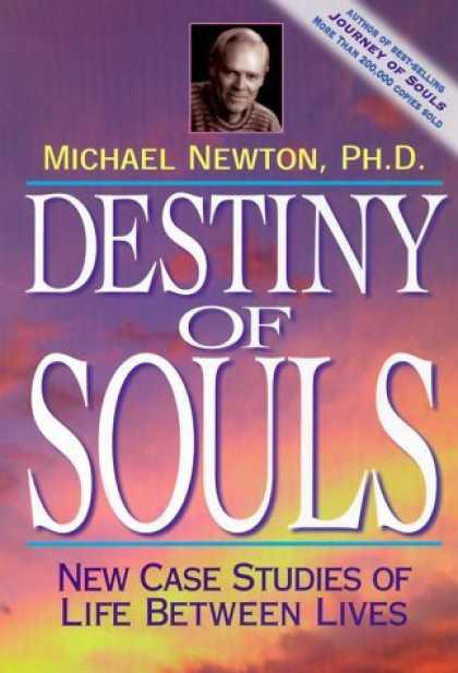Book Destiny of Souls-Newton