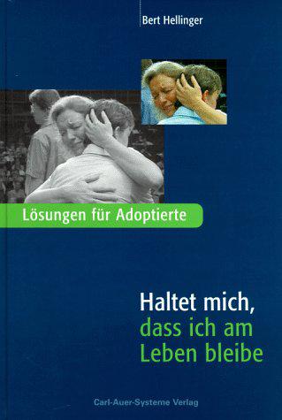 Book Haltet mich-Hellinger