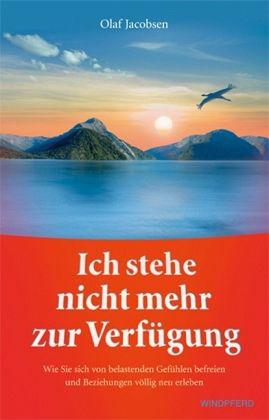Book Ich stehe nicht mehr-Jacobsen