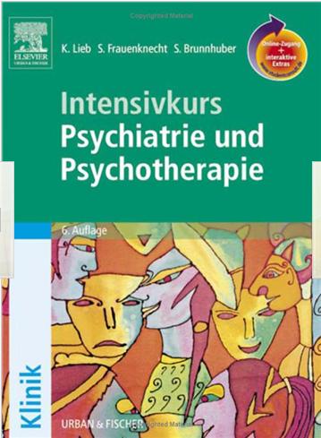 Book Intensivkurs Psychiatrie und Psy.therapie