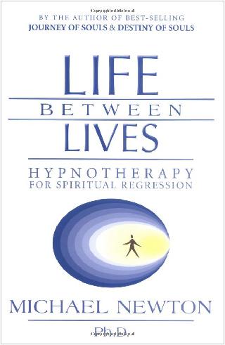 Book Life Between Lives-Newton