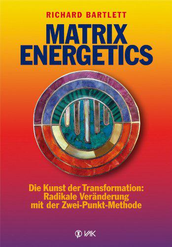 Book Matrix Energetics Deutsch-Bartlett