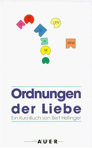 Book Ordnungen der Liebe-Hellinger