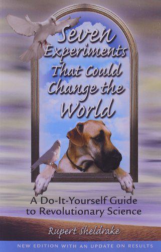 Book Seven Experiments-Sheldrake
