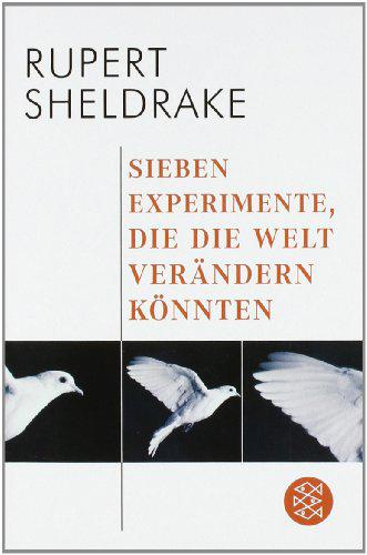 Book Sieben Experimente-Sheldrake