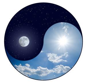 Image Earth Yin-Yang