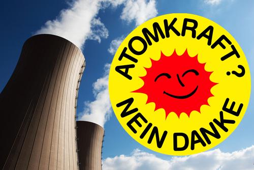 Atomenergie vs. gesunden Menschenverstand