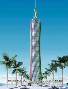 self-sufficient skyscraper