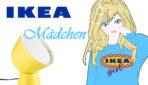 Ikea-Mädchen