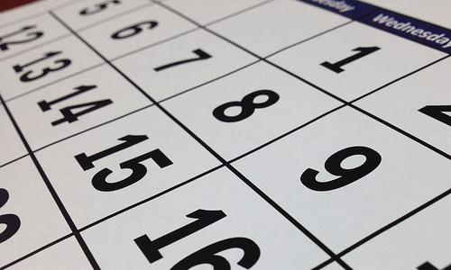 Welcher Wochentag ist heute?