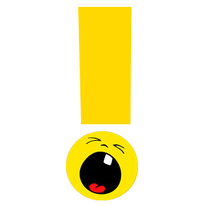 exclamation mark-2