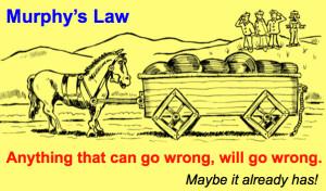 Murphys Law joke
