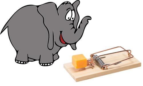 elephant-trap